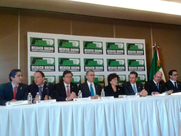 Carlos Requena | Abogado Penalista | Mexico Unido contra la Delincuencia
