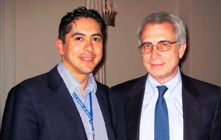 Carlos Requena | Abogado Penalista | con Ernesto Zedillo