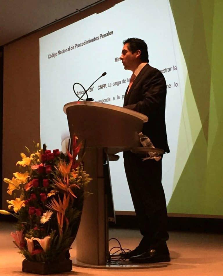 Carlos Requena | Abogado Penalista | Código Nacional de Procedimientos Penales