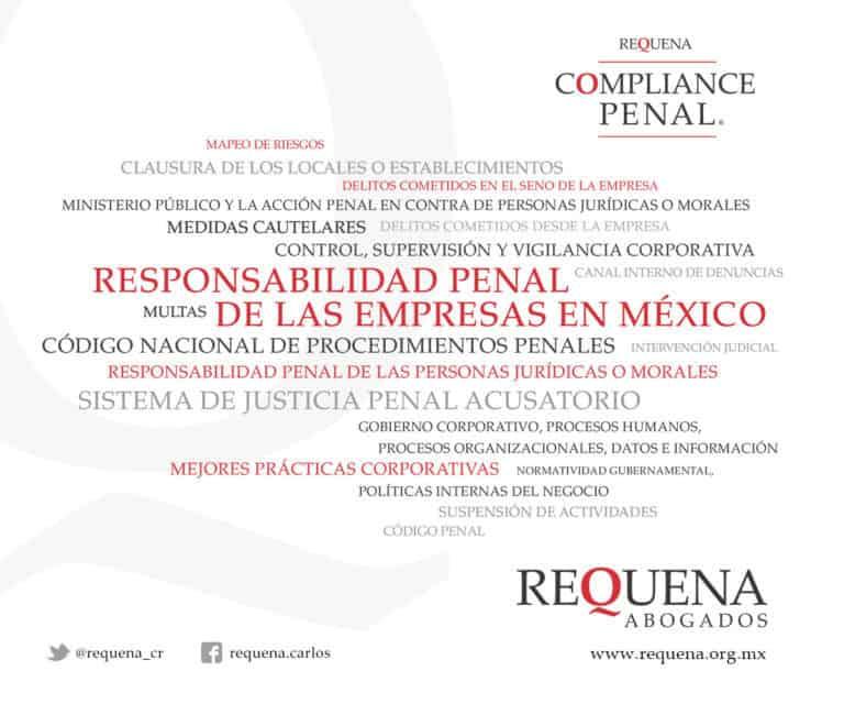 Carlos Requena | Abogado Penalista | Responsabilidad Penal de Empresa, Compliance Penal