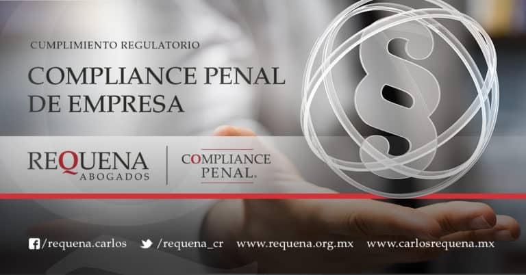 Requena Abogados | Compliance Penal de Empresa