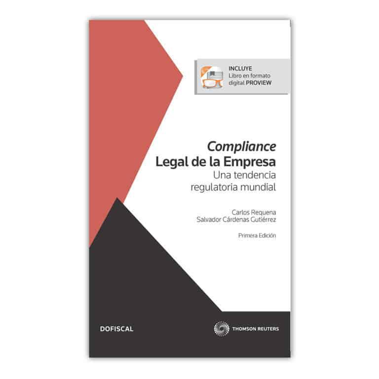 Carlos Requena | Abogado Penalista | Libro Compliance Legal de la Empresa