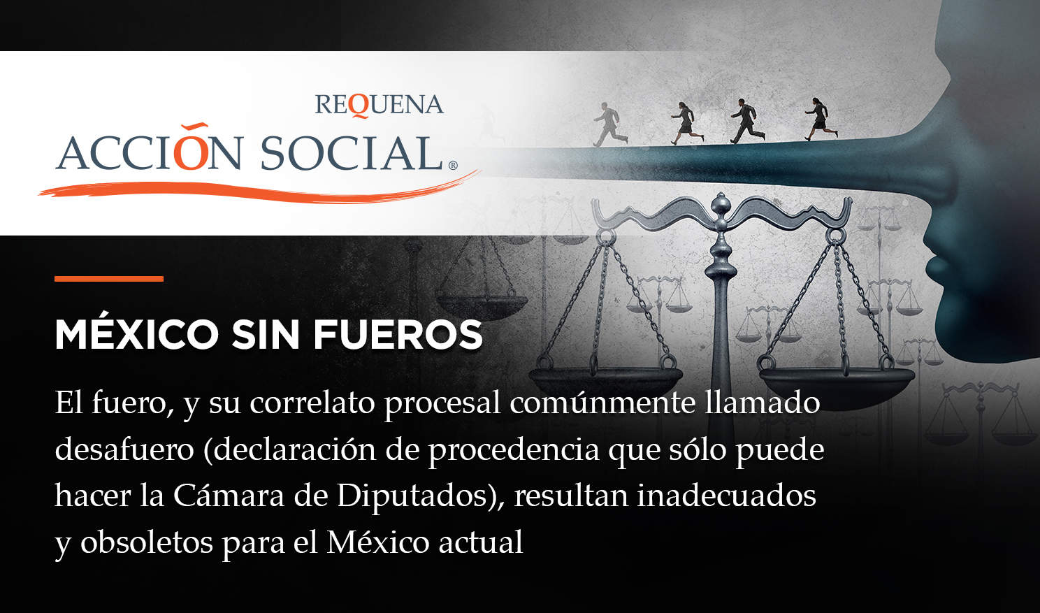 México sin fuero