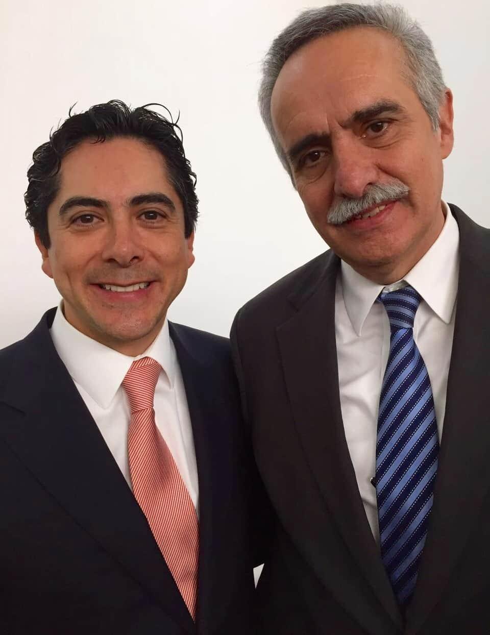 Carlos Requena | Abogado Penalista con Dr. Rafael Preciado Hernández