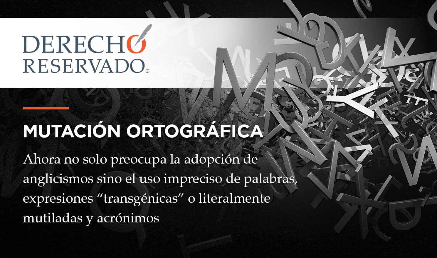 Carlos Requena - Mutación Ortográfica