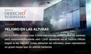 Peligro en las alturas | Derecho Reservado | Abogado Carlos Requena