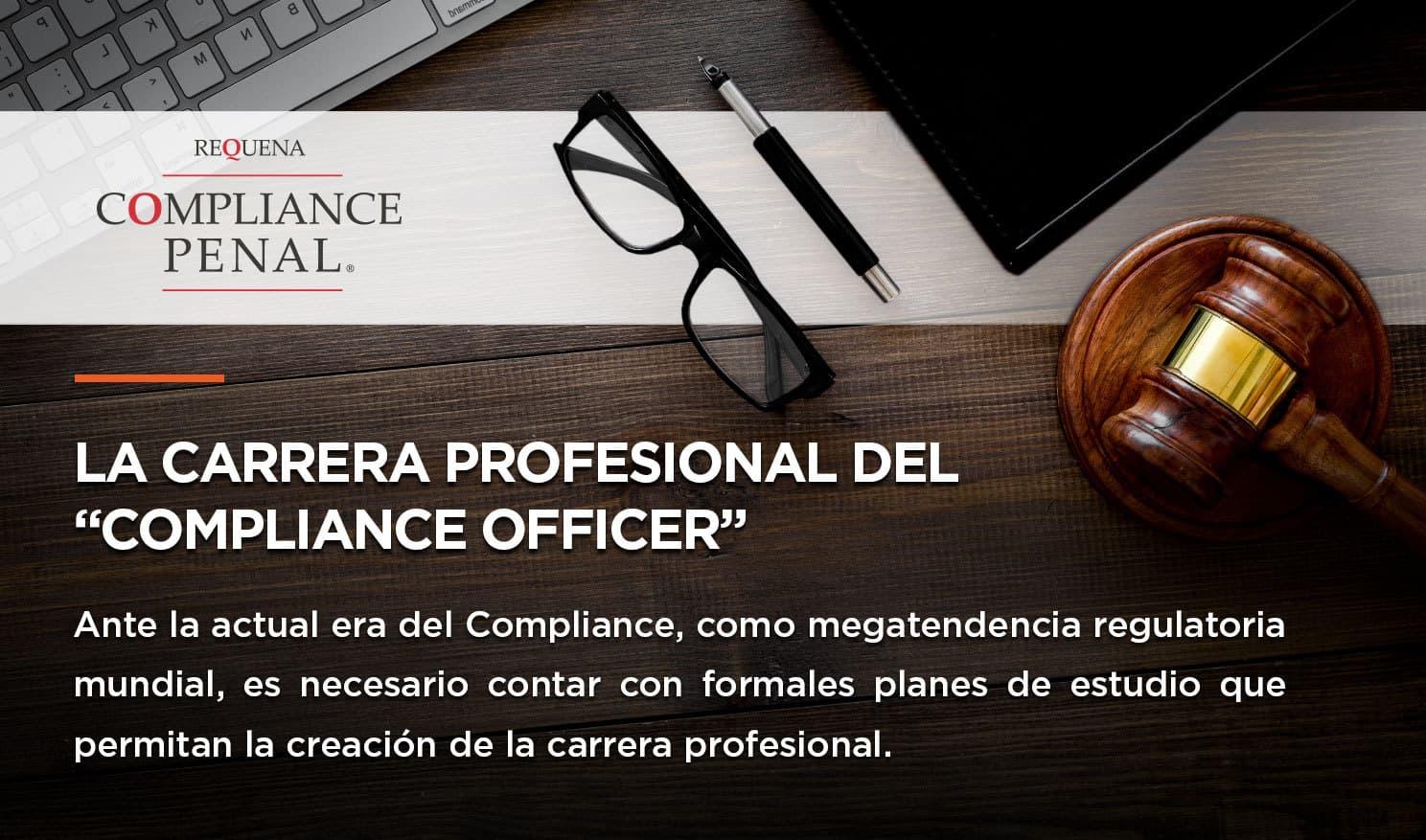 """La carrera profesional del """"compliance officer"""""""