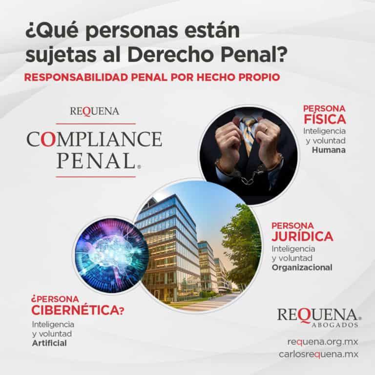 Personas Sujetas al Derecho Penal | Compliance Penal | Abogado Carlos Requena