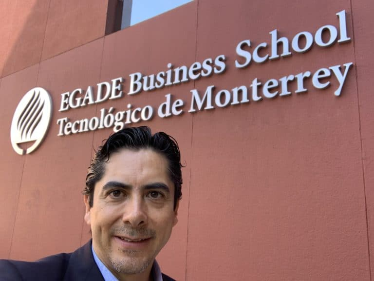 EGADE Business School - Tecnológico de Monterrey | Abogado Carlos Requena